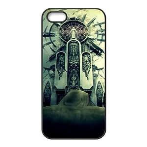 Demonio de Almas 11 Caso del iPhone 5 5s teléfono celular Funda Caso Negro teléfono celular Funda Cubierta EEECBCAAB07274