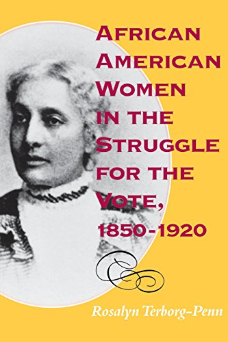 Search : African American Women in the Struggle for the Vote, 1850–1920 (Blacks in the Diaspora)