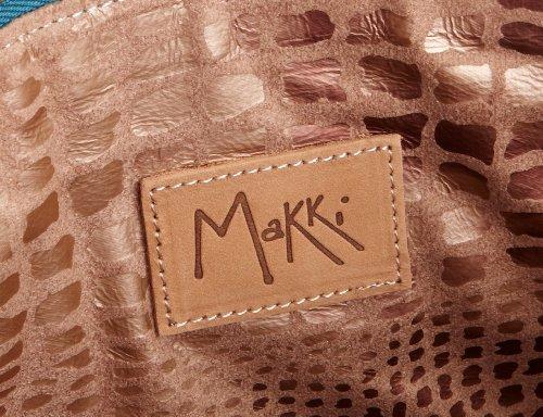 Makki The Ipad Grab, Unisex-Erwachsene Schuhe Zubehör Blau (Teal)