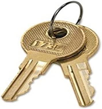 Keys Cut To Code Number-FAST FREE POSTAGE. Lost Your Filing Cabinet Keys