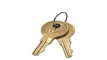 file cabinet key
