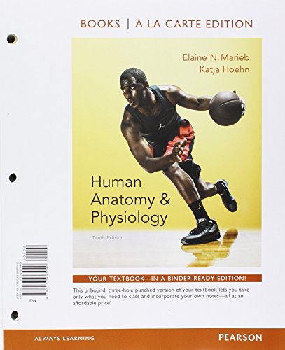 Human Anatomy & Physiology, Books a la Carte Edition, Modified Mastering A&P with Pearson eText & Value Pack