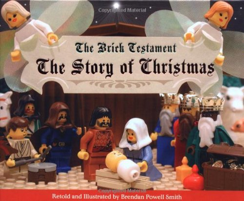 The Brick Testament: The Story of - Pictures Men Models