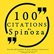 100 citations de Spinoza | Baruch Spinoza