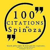100 citations de Spinoza | Baruch Spinoza