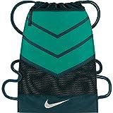 Cheap Nike Vapor 2.0 Gym Sack (MIDNIGHT TURQ/RIO TEAL/METALLIC SILVER)
