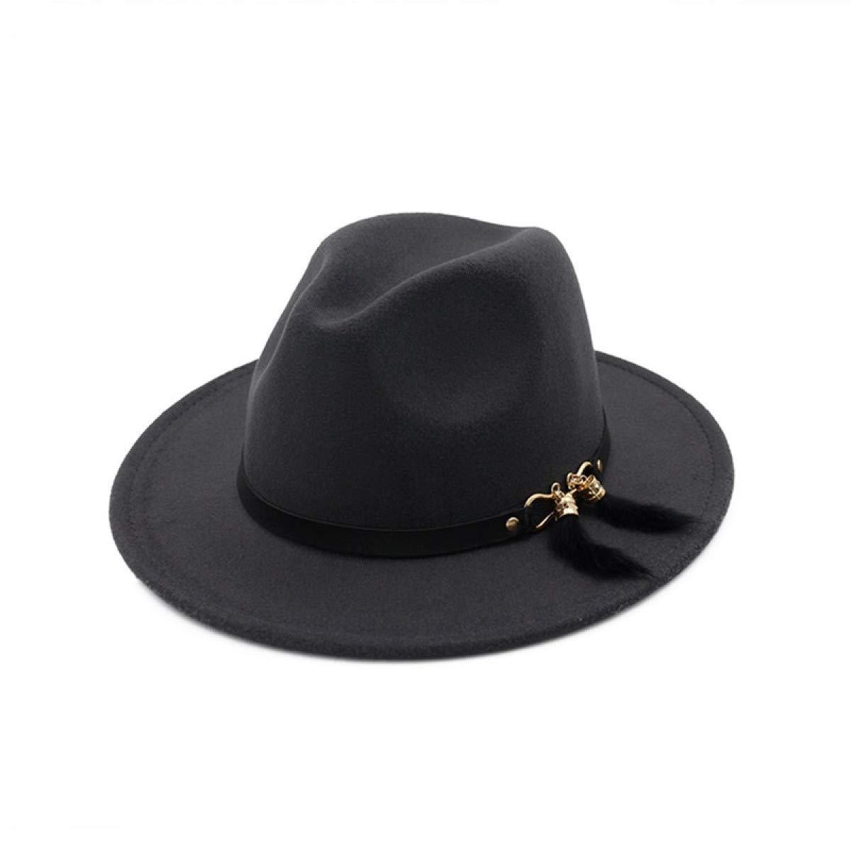 Fedora Hats for Women Autumn Imitation Woolen Women Men Ladies Fedoras Top  Jazz Hat Army Green at Amazon Women s Clothing store  37a543597a46