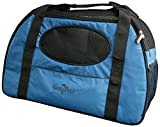 Gen7Pets Carry-Me Fashion Carrier, Large, Sapphire Blue
