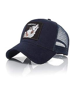 Ss - Gorra de béisbol - para hombre Wolf Navyblue Talla única