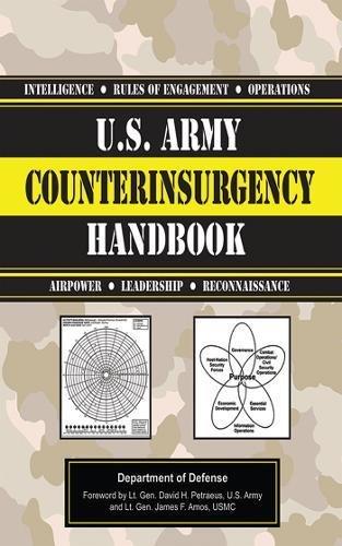 U.S. Army Counterinsurgency Handbook (US Army Survival)