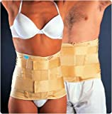 CAMP XXI Series Lumbosacral Braces Average Lumbosacral Support. Size: Small, Hip: 32''-37''