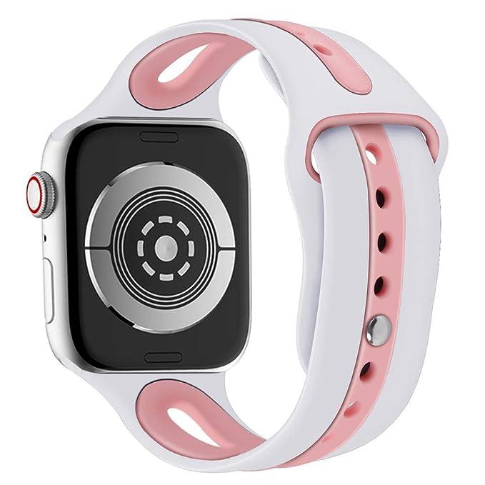 Soupliebe Pulsera para Reloj Apple para iWatch Series Correa ...