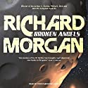 Broken Angels Audiobook by Richard Morgan Narrated by Todd McLaren