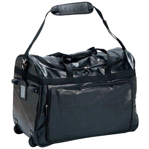 防具袋 剣道 PVCキャリーバッグ (黒)   B003VID4M4
