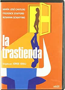 La Trastienda [DVD]