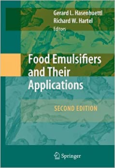 Food Emulsifiers and Their Applications (2010-10-29)