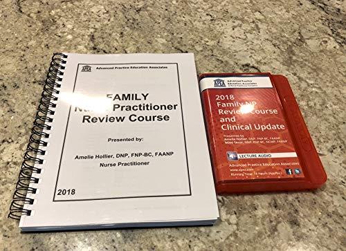 2018 APEA Family Nurse Practitioner