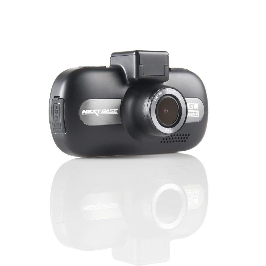 Schwarz WiFi /& erweiterter Nachtsicht Nextbase 412GW WDR DVR Full QUAD HD 1440p Dashcam Auto-Kamera mit GPS Frontkamera 140 /° Weitwinkel