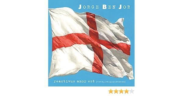 Reactivus Amor Est (Turba Philosophorum) by Jorge Ben jor on Amazon Music - Amazon.com