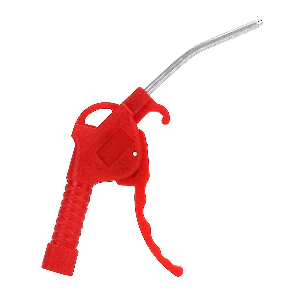 styleinside® Plastic Handle Air Blow Dust Gun Duster Blower Cleaning Clean Handy Tool Red ec-9lzh-m5hn