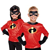 The Incredibles 2 - Incredibles Dress up Set-Shirt with Logo, Gloves & Eye Mask
