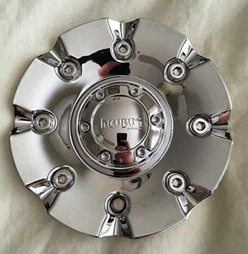 - Incubus Jinx Chrome Center Cap NEW Part # EMR0716-TRUCK-CAP LG0608-84