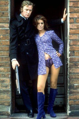 Get Carter Michael Caine Shotgun Geraldin Moffat Sexy Boots 11x17 Mini Poster (Shotgun Boots)