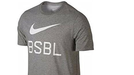 9be7190bd0cd Nike Dry BSBL Baseball Swoosh Defect 1.6 Athletic Training T-Shirt (M