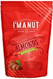 unsalted roasted shelled peanuts - Almonds Roasted Unsalted 1 Lb Resealable Bag - I'm A Nut