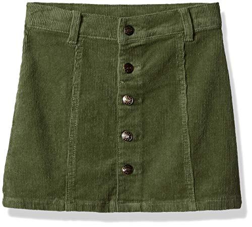 Crazy 8 Girls Big Button Front Skirt