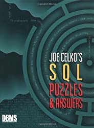 Joe Celko's SQL Puzzles and Answers (The Morgan Kaufmann Series in Data Management Systems) by Joe Celko (1997-03-15)