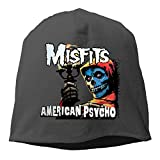 Women Misfits American Psycho Beanie Hat Watchcap