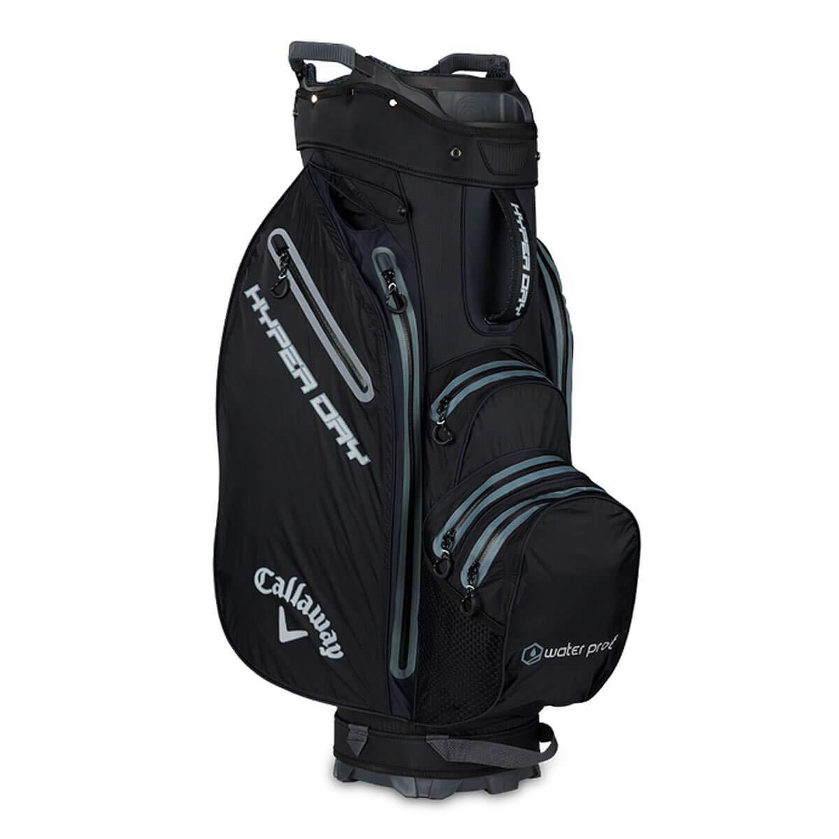 Callaway Hyper Dry Bolsa para Palos de Golf, Hombre, Negro ...