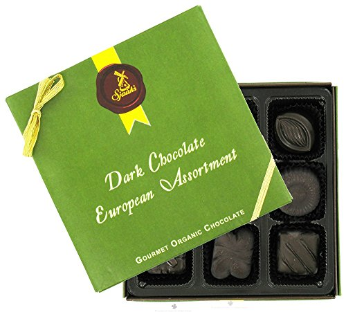 Organic Vegan European Chocolate Assortment