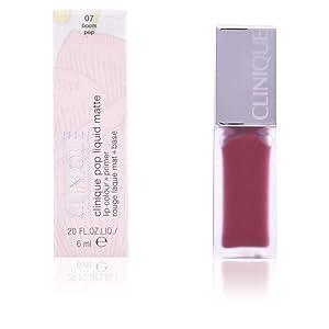 Pop Liquid Matte Lip Colour + Primer by Clinique 03 Candied Apple Pop / 0.21 fl.oz. 6ml