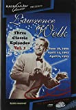 Best Lawrence Welk Dvds - 3 Classic Episodes of Lawrence Welk Show [Import] Review