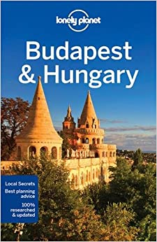 Book Lonely Planet Budapest & Hungary (Travel Guide)