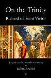 Richard of Saint Victor : On the Trinity, , 0227679970