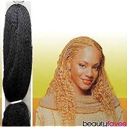 Que Premium Soft Jumbo Braid Synthetic Braiding Hair (27 Strawberry Blond)