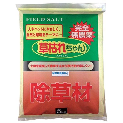 除草剤(除草材) 安全性の高い無農薬タイプ 20kg B00NN32C8O