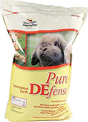 Manna Pro Pure DEfense Diatomaceous Earth, 4-Pounds from Veterinary Service, Inc - Pet