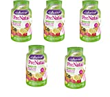 Vitafusion Prenatal, Gummy Vitamins 5Pack (90 Count)