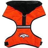 Pets First Denver Broncos Harness, Medium