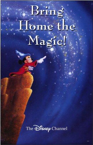 The Disney Channel Poster Movie B 11x17 (Disney Christmas Channel Album)