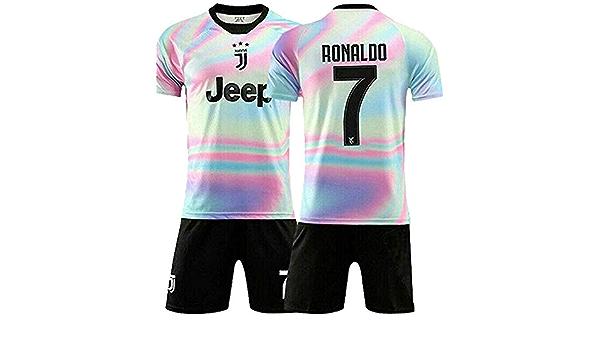 A&H - Camiseta de fútbol para niños, diseño de equipo de ...