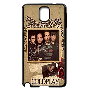 Printed Phone Case coldplay For Samsung Galaxy Note 3 N7200 Q5A2112513