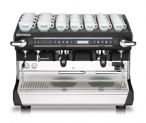 Rancilio CLASSE 9 USB2 Classe 9 USB Espresso Machine full automatic 2-Group 11 l