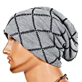 Babies Kids Dollar Shoes Best Deals - Knitting Wool Striped Warm Hat - iParaAiluRy Unisex Luxurious Fashionable Soft Slouchy Cap Hip-Hop cap Beanie Hat in Winter and Spring