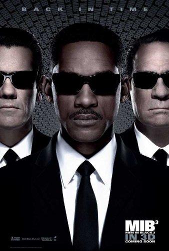 9a61f5be829 Amazon.com  MEN IN BLACK 3 MIB 3 Mini Movie Poster Flyer - 11 x 17 ...