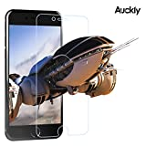 iPhone 8 / 7 Plus Screen Protector Glass, Auckly Tempered Glass Screen Protector for Apple iPhone 8 / 7 Plus 3D Touch Compatible(5.5 Inch)